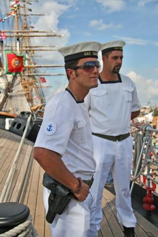 Ship Tall Race: bezoek Portugese Sagres